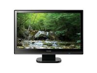 "24"" Viewsonic LED Monitor"