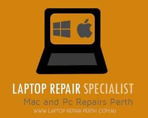 Laptop Screen Repairs  MacBook Repairs  PC Repairs  laptop Repair Perth Perth City Area Preview