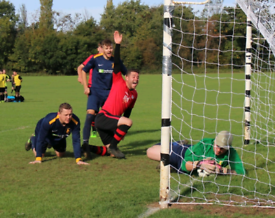 Goal keeper wanted for Sunday League team.
