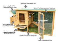 Chicken Coop/Rabbit/Guinea Pig Hutch