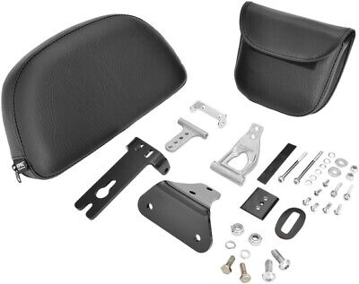 Show Chrome Smart Mount Backrest 30-108 Victory Cross Country/Cross Roads/Magnum