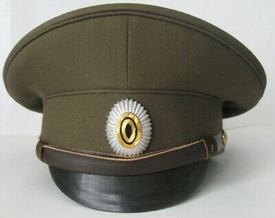 WW1 Imperial Russian Army Officers Cap M1914 With badge Replica