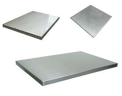 321 Weldable Stainless Steel Sheet .250 Thick X 12 Wide X 36 Length 1 Unit