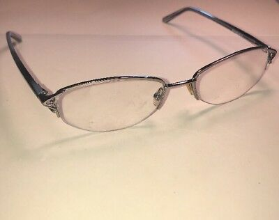 Europa International Designer Eyeglasses Frames Semi Rimless 54[]18 (Designer Semi Rimless Frames)