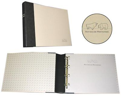 Prophila Album Historische Wertpapiere 440/100