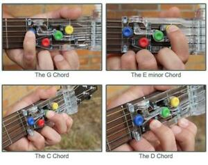 ChordBuddy Guitar Learning System for Right handed Package