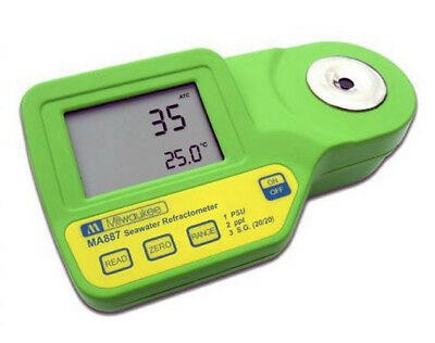 Milwaukee Ma887 Digital Seawater Refractometer