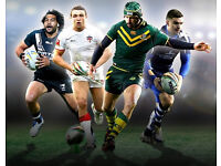 Rugby League Four Nations - Match Tickets & Coach Day Trip places available!