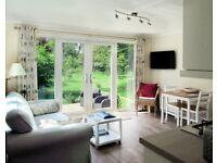 Mon 16th - Friday 20th October - Self Catering Holiday Lodge Sussex - Bosham nr Chichester