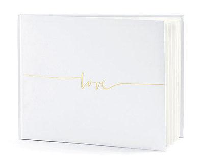 Guestbook nozze matrimonio album di nozze album fotografico - Love