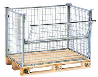 Crate/Pallet racking /Foldable Container / Storage / Warehousing