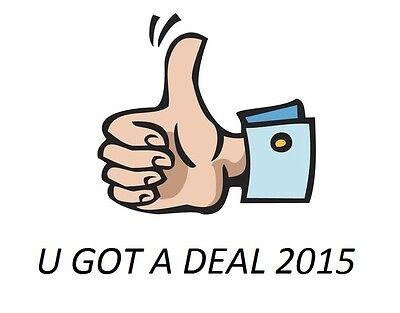 U-GOT-A-DEAL 2015