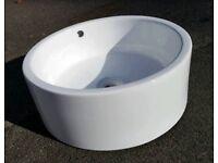 Counter top basin.