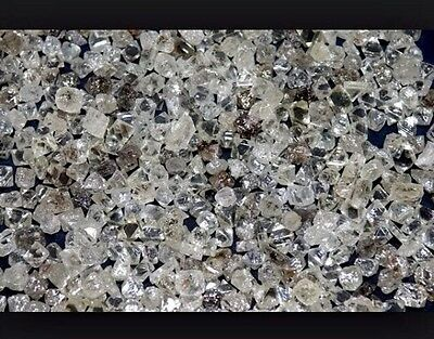 Rough Uncut Premium Grade Diamond Lot (50 Loose).  L46