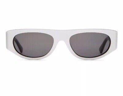 fuckthepopulation FTP x Crap Eyewear Sunglasses The FTP Loc Reflectice Grey - Craps Sunglasses