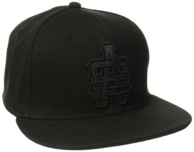 NEW ALPINESTARS PROVIDENCE HAT BLACK MEN'S LOGO STRETCH FIT HAT SIZE S/M $12.99
