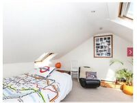 DOUBLE BEDROOM WITH ENSUITE BRIXTON SW2 £730 per month
