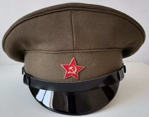 Vizor Cap soldiers of the Red Army 1919 type, Replica