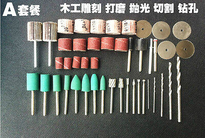 Wood Metal Jade Polishing Carving Cutting Accessories ...