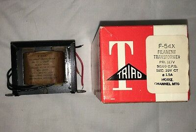 Magnetek Triad F-54x Filament Transformer 117 V 50 60 Hz