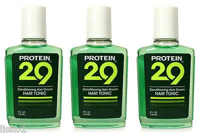 - Protein 29 Conditioning Hair Groom Liquid Hair Tonic 3 - 4 oz.