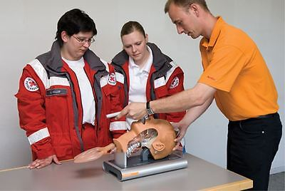Airway Management Manikin Head Intubation Training Free Shipping