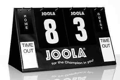 Grevinga® SCHOOL JOOLA Tischtennis Zählgerät standard, schwarz 133083-sch