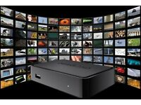 IPTV MAG 254 EUROPE ARAB INDIA 1 YEAR SERVICE 2000 + CHANNELS FULL HD +TV BOX / 100% BEST STREAMS