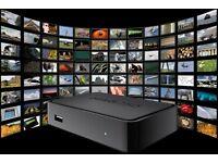 Iptv Mag 250 Europe Arab India 1 Year service 1800 + CHannels Full HD / TV BOX / 100% BEST STREAMS