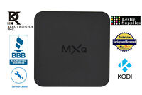 MXQ H265 XBMC KODI QUAD core Amlogic S805 android tv box