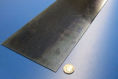 Blue Tempered Spring Steel Shim Stock .032 X 6.0 X 24 Length M