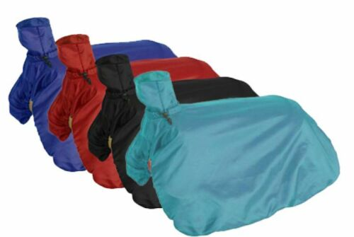 Showman Fitted Nylon Saddle Cover