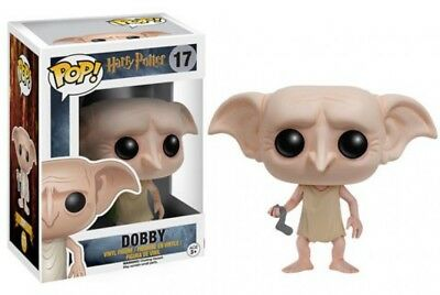 Harry Potter Funko POP! Movies Dobby Vinyl Figure #17