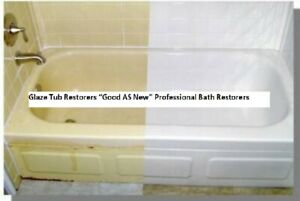 Refinish your Bathtubs, Sink, Tiles & Save up to 75% of new