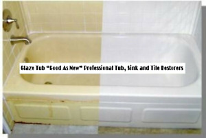 Refinish your Bathtubs & Save up to 72% cost of new bathtub