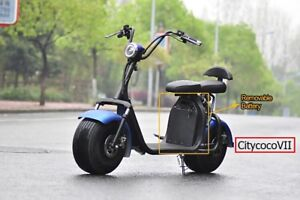 2017 city coco electric scooter