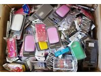 joblot phone cases and covers