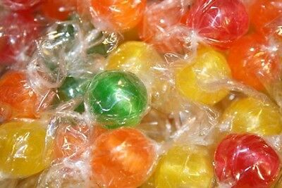 Sour Fruit Candy Balls 4 Lbs    Yankeetraders   Free Shipping