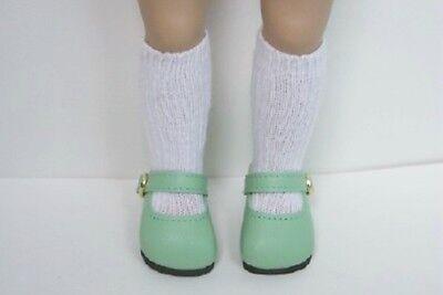 "Debs DK BLUE Tennis Deck Custom Made Doll Shoes For 10/"" Berdine Creedy Vinyl"