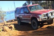 Hilux swap for commodore or something of interest  Launceston Launceston Area Preview