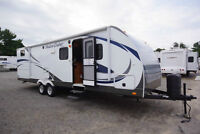Travel Trailers for rent