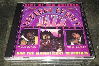 Best of New Orleans Bourbon Street Jazz: After Dark by The Magnificent