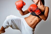 Kung Fu Cardio Conditioning - Trainer Kendra
