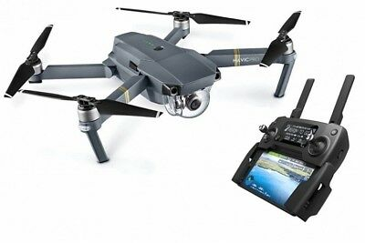 DJI Mavic Pro CP.PT.000500 Quadcopter Drone with 4K UHD Camera & Controller