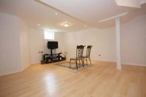 High ceiling 2 Bedrooms Basement Apartment, Pickering, near 401