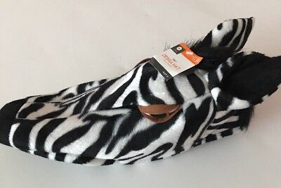 NWT Kids Zebra Hat Halloween Costume Accessory Photo Booth Prop - Kids Halloween Photo Booth