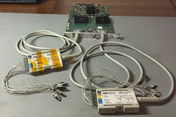 HP/Agilent 16517A Logic Analyzer Master Module