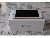iPhone 6-Gold-16 gb-on Vodafone-With all accessories