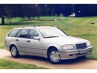 Breaking Mercedes Benz w202 202 C230 C180 C280 C220 C200 C320 Diesel Petrol C-Class estate