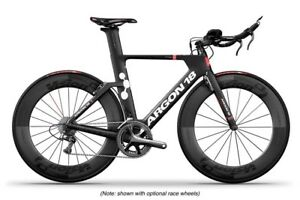 Argon 18 Triathlon Bike